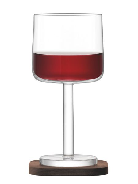 LSA City Bar clear red wine glass 300ml