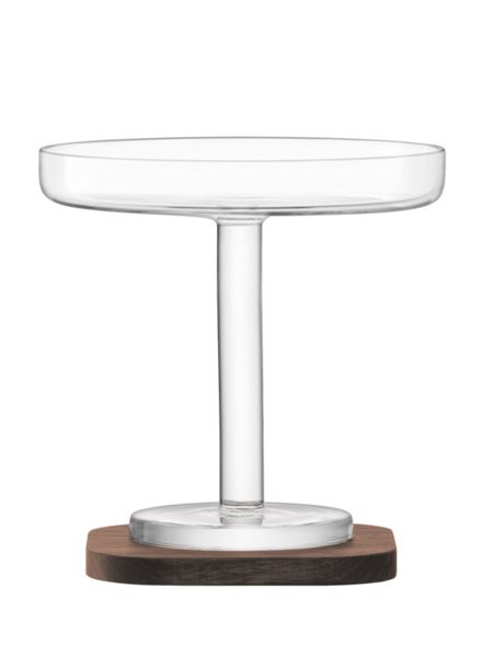 LSA City Bar clear olive stand 12cm