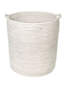 Gray & Willow Rope laundry bin
