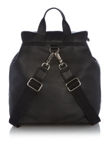 Vivienne Westwood Pebble Leather Backpack