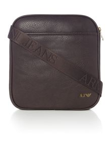 Armani BG Tumbled Look small Cross Body Bag