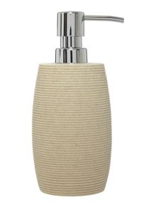 Linea Spa soap dispenser