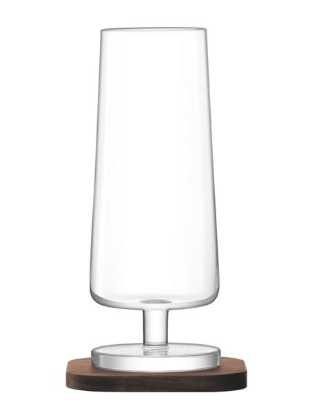 LSA City Bar clear mixer glass 350ml