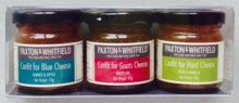 Paxton & Whitfield Trio of Mini Confit jars