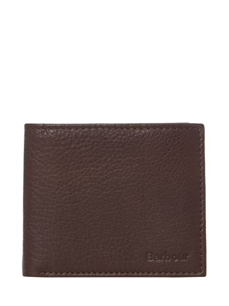 Barbour Billfold leather wallet