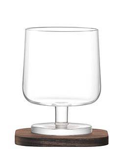 LSA City Bar clear cognac glass 250ml