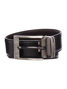 Hugo Boss Galliz reversible belt in a box