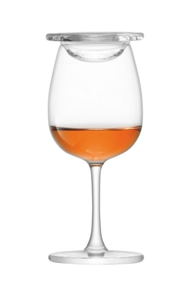 LSA Whisky clear islay nosing glass 110ml set of 2