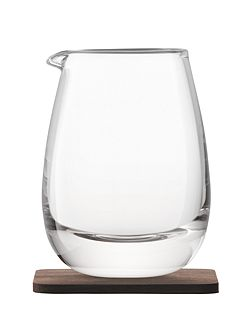 LSA Whisky Islay clear jug 300ml