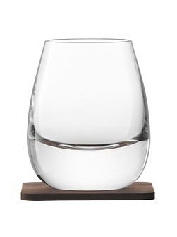 Whisky Islay clear tumbler 250ml