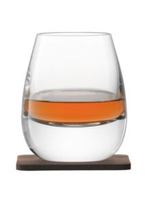 LSA Whisky Islay clear tumbler 250ml