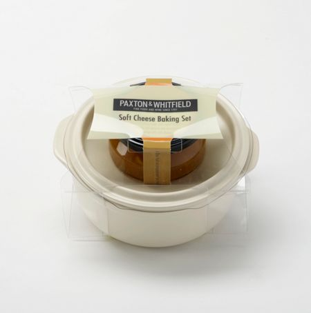 Paxton & Whitfield Soft Cheese Baking Set