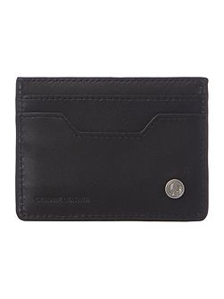 Fred Perry Punched Brogue Cardholder