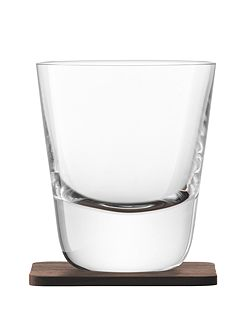 Whisky Arran clear tumbler 250ml set of 2