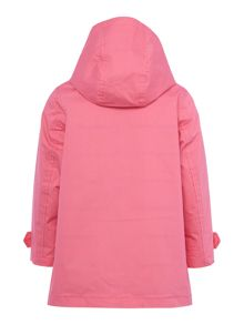 Joules Girls Hooded shower proof jacket
