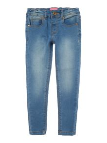 Joules Girls Mid wash jeans
