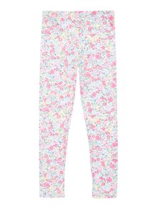 Joules Girls Ditsy print leggings