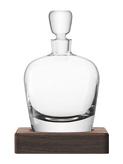 Whisky arran clear decanter 1l