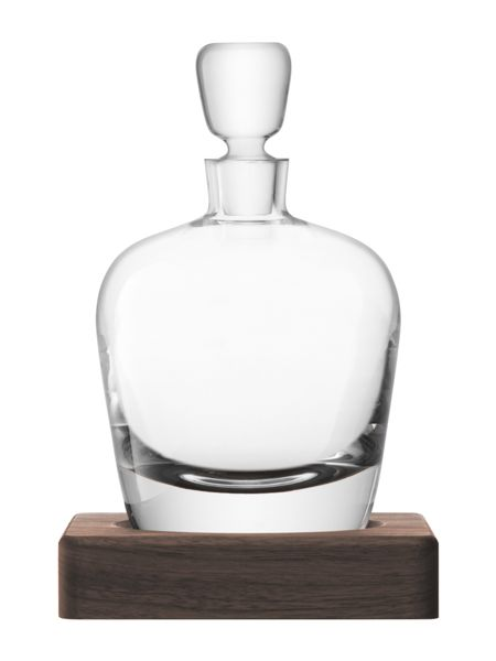 LSA Whisky arran clear decanter 1l