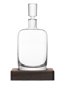 Whisky renfrew clear decanter 1.1l