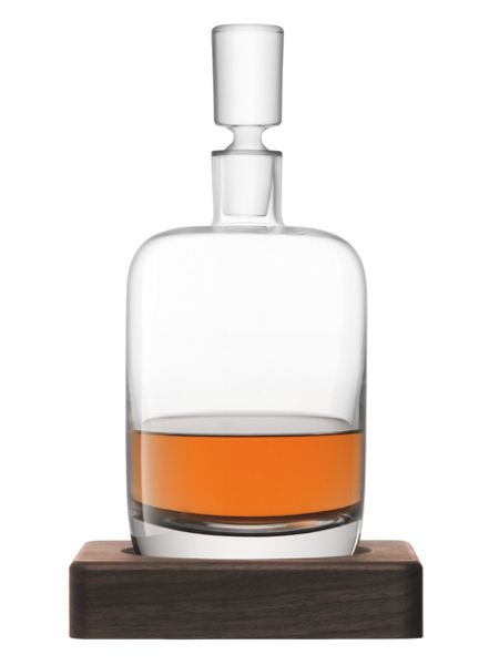 LSA Whisky renfrew clear decanter 1.1l