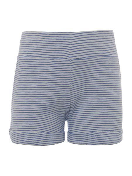 Joules Girls Striped jersey shorts