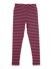 Polo Ralph Lauren Girls multi stripe legging