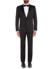 Hugo Boss Single Breasted Housten Glorious Dinner Suit