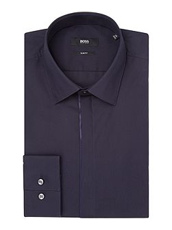 Slim Fit Jamis Satin Tipped Shirt