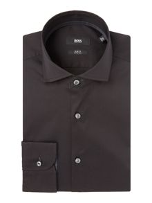 Hugo Boss Slim Fit Jery Stretch Contrast Shirt