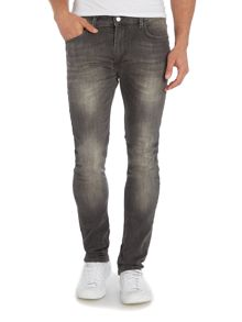 Religion Noize Skinny Fit Light Grey Jeans