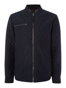 Anerkjendt Quilted cotton bomber jacket