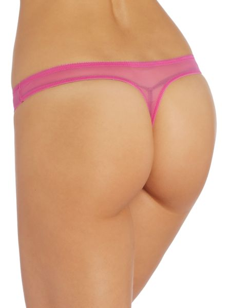 b.tempt'd B. sultry thong