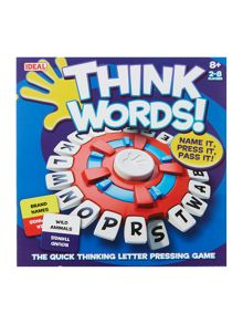 Think Words Board Games