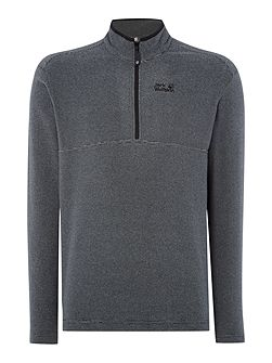 Arco Funnel Neck 1/2 Zip Up Fleece