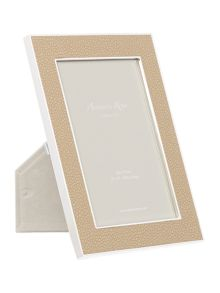 Addison Ross 4x6 shagreen sand frame