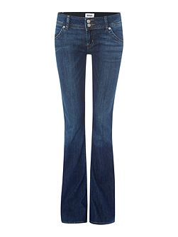 Signature bootcut jean in enlightened
