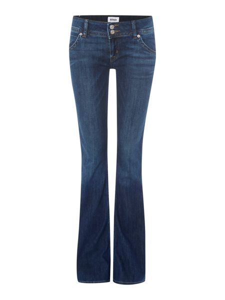 Hudson Jeans Signature bootcut jean in enlightened