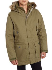Jack Wolfskin Millertown Insulated Robust Parka