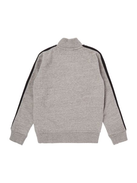 Polo Ralph Lauren Boys sweater with small pony print and arm stripe