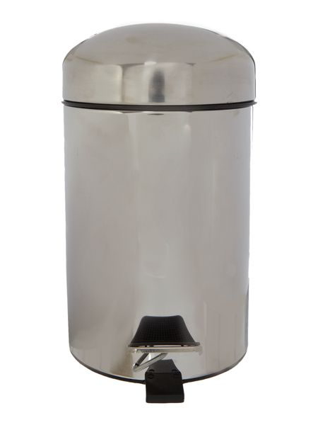 Linea Stainless steel waste bin