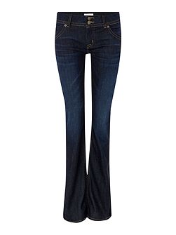Signature bootcut jean in firefly