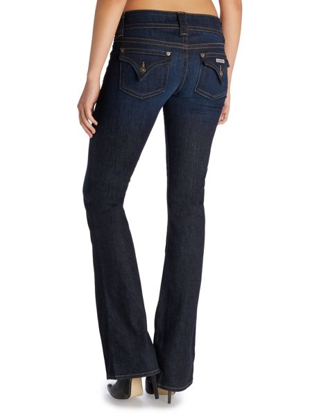 Hudson Jeans Signature bootcut jean in firefly