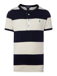 Polo Ralph Lauren Boys short sleeved t-shirt with small pony player