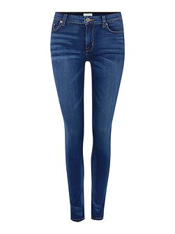 Nico mid rise super skinny jean in revelation