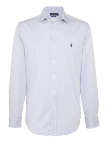 Polo Ralph Lauren Slim Fit Stripe Twill Shirt