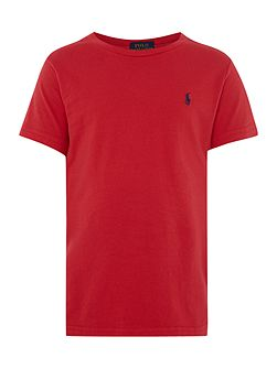 Polo Ralph Lauren Boys short sleeved crew t-shirt