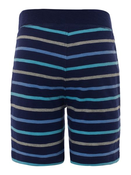 Joules Boys Multi striped jersey shorts