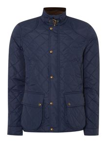 Cadwell Quilted Bomber Jacket