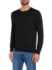 Polo Ralph Lauren Crew Neck Merino Wool Jumper